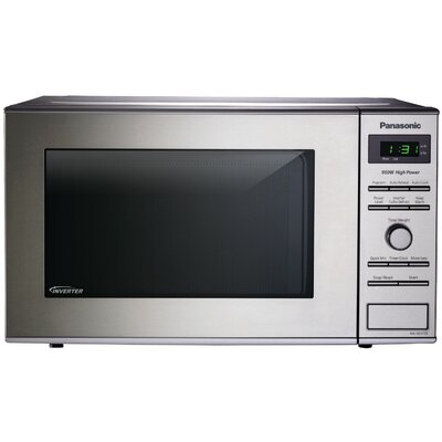 "19"" 0.8 cu. ft. Countertop Microwave"