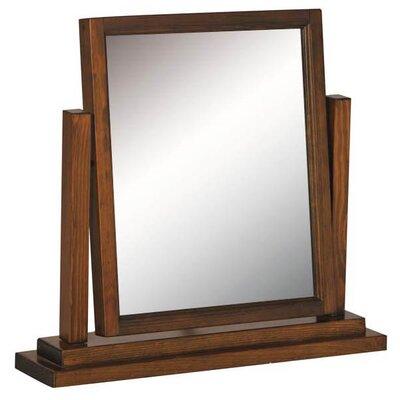 Home & Haus Cedar Square Dressing Table Mirror