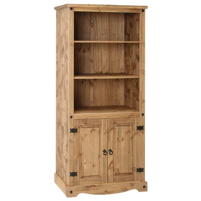 Home & Haus Classic Corona Tall 177.6cm Standard Bookcase