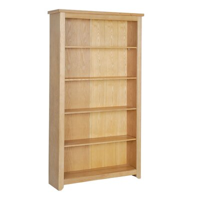 Home & Haus Broderick Tall Wide 177cm Standard Bookcase
