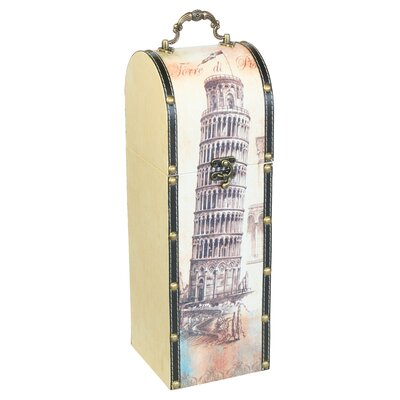Febland Group Ltd Pisa Wine Bottle Holder