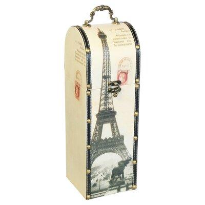 Febland Group Ltd Eiffel Tower Wine Bottle Holder
