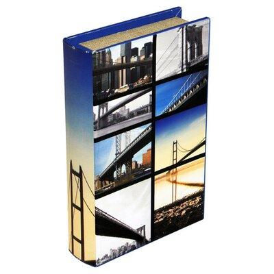 Febland Group Ltd San Francisco Storage Book Box