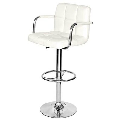 Febland Group Ltd Coco Height-Adjustable Bar Stool