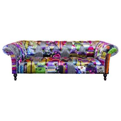 Febland Group Ltd Alhambra 3 Seater Chesterfield Sofa