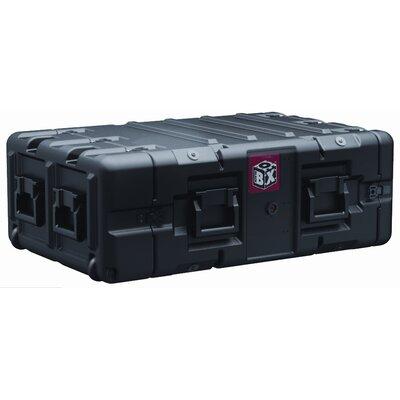 "Pelican Hardigg Box 4U Rack Mount Case: 24.6"" x 38.5"" x 13.1"""