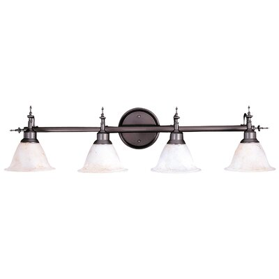 Framburg Provence 4 Light Vanity Light