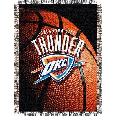 Northwest Co. NBA Oklahoma City Thunder Tapestry Throw