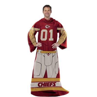 Northwest Co. NFL Kansas City Chiefs Comfy Throw