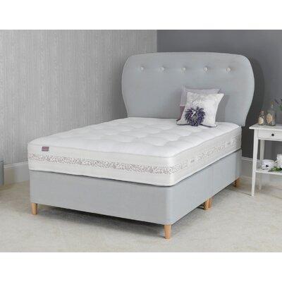 Breasley Consumer Lavande 2000 Chrome Leg Divan Bed