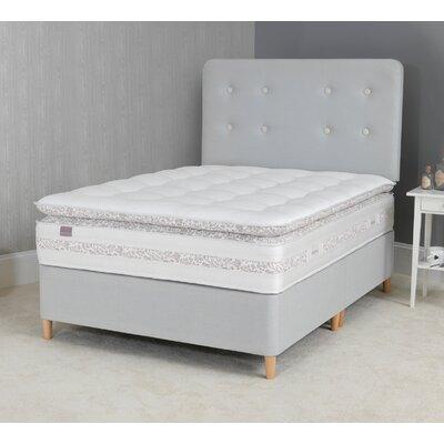Breasley Consumer Lavande 2500 Wood Leg Divan Bed