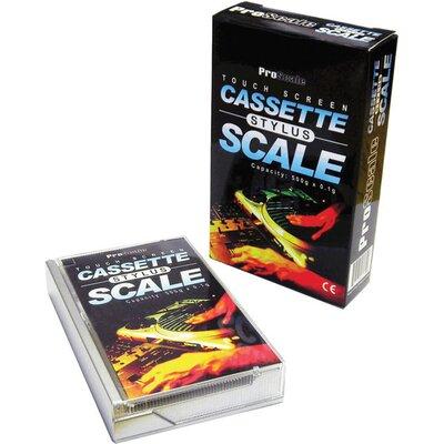 """ProScale Taschenwaage rechteckig """"Cassette 500"""""""