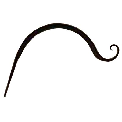 L and G Curved Hanger with Upturned Hook Size: 6""
