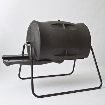 55 Gal. Tumbler Composter Color: Black