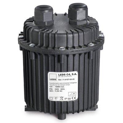 House Additions Varios Waterproof 100W Transformer