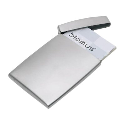 Gentleman's Business Card Case with Top