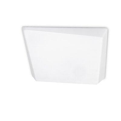 Grok Ace 1 Light Flush Ceiling Light