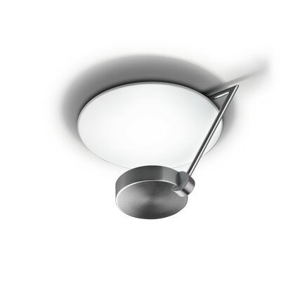 Grok Ibis 1 Light Flush Ceiling Light