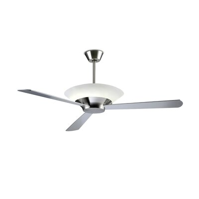 House Additions 132cm Toronto 3 Blade Ceiling Fan with Remote