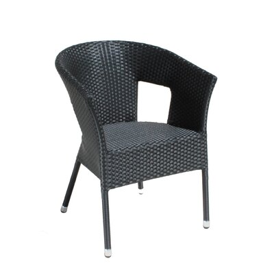 Cozy Bay Bistro Dining Arm Chair