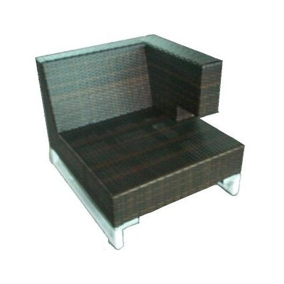 Cozy Bay Manhattan Left Sectional Chair