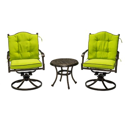 Cozy Bay Casa 2 Seater Bistro Set