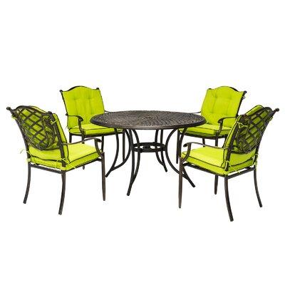 Cozy Bay Casa 4 Seater Dining Set