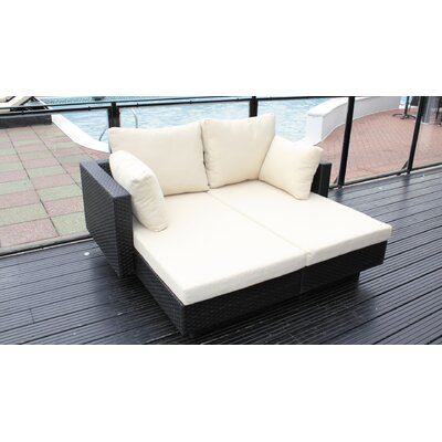 Cozy Bay Chicago 2 Seater Sofa Set with Cushions