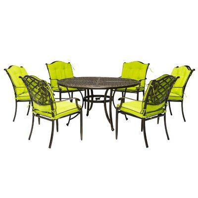 Cozy Bay Casa 6 Seater Dining Set