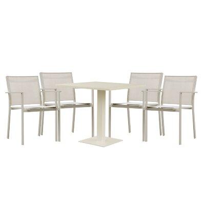 Cozy Bay Verona 4 Seater Dining Set