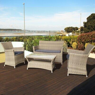 Cozy Bay Eden 4 Seater Lounge Set