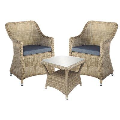 Cozy Bay Hampton 2 Seater Bistro Set