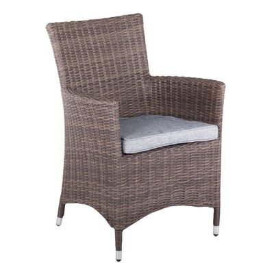 Cozy Bay Hawaii Dining Arm Chair with Cushion