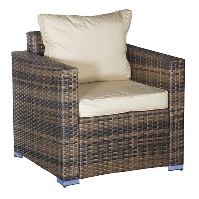 Cozy Bay Oxford Chair with Cushions