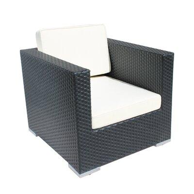 Cozy Bay Oxford Arm Chair with Cushion