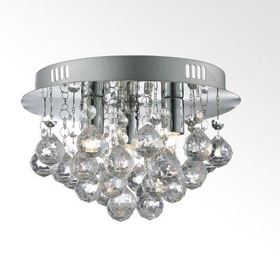 House Additions 3 Light Flush light