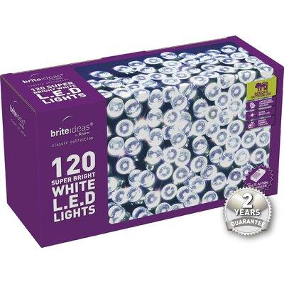 Home Essence LED Christmas 120 Light String Lighting