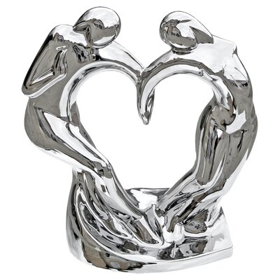Home Essence Dancing Couple in Love Figurine