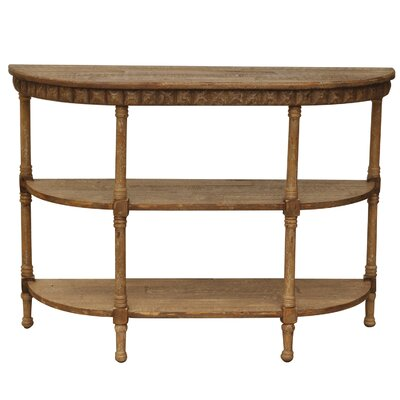 Cheyenne Demilune Console Table