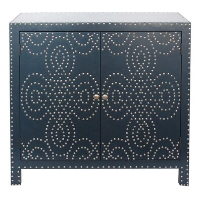 Indigo 2 Door Accent Cabinet