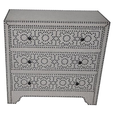 Springfield 3 Drawer Accent Chest