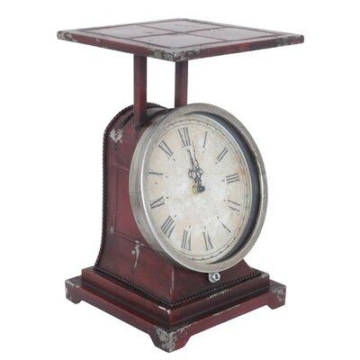Clock Scale