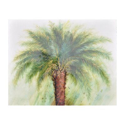 Crestview Collection Ashley Painting Print on Canvas