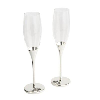 Zilverstad 8,5 cm Champagnergläser (2er Set)