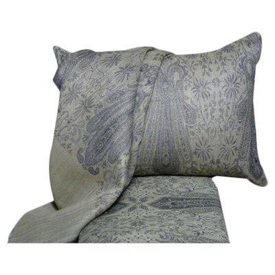 Belle Epoque Floral Paisley Wool Duvet Cover