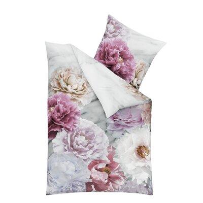 Kaeppel Bettwäsche-Set Peony aus Baumwolle