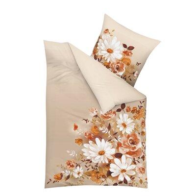Kaeppel Bettwäsche-Set Coralie aus Baumwolle