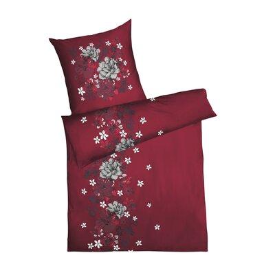 Kaeppel Bettwäsche-Set Aurora aus Baumwolle