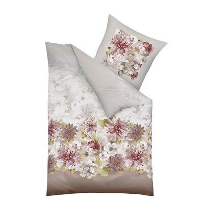 Kaeppel Bettwäsche-Set Delia aus Baumwolle