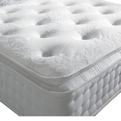 House Additions Bruges Pocket Sprung 1000 Mattress